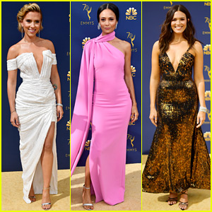 Emmys Best Dressed 2018 - 30 Must-See Red Carpet Looks!