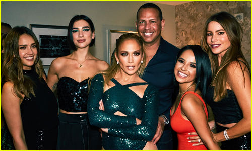 Jennifer Lopez Had Lots of Celeb Guests at Las Vegas Show as She Breaks Massive Records!