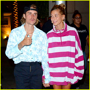 Justin Bieber & Hailey Baldwin Spotted at Marriage License Courthouse in NYC