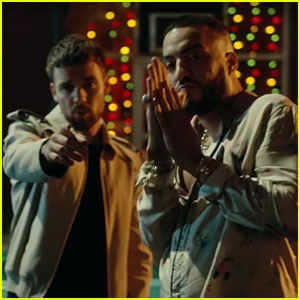 Liam Payne Looks for Love in 'First Time' Music Video With French Montana - Watch Now!