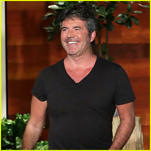 Simon Cowell Explains His Decision to Give Up His Cell Phone - Watch Now!