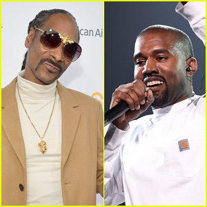 Snoop Dogg Calls Out Kanye West & Donald Trump Supporters - Watch!