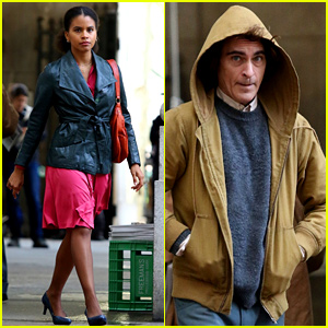 Zazie Beetz Spotted on 'Joker' Set for First Time with Joaquin Phoenix