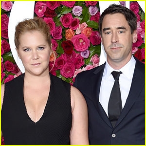 Amy Schumer Is Pregnant, Expecting First Child with Chris Fischer - See Her Unique Announcement!