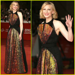 Cate Blanchett Brings 'The House With A Clock In Its Walls' to Rome Film Fest