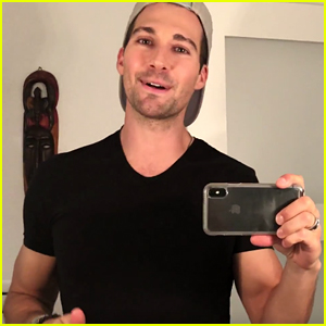 James Maslow Debuts Music Video for 'All Day' With Dominique - Watch!