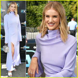 Rosie Huntington-Whiteley Says Marrying Jason Statham Is 'Not A Huge Priority'