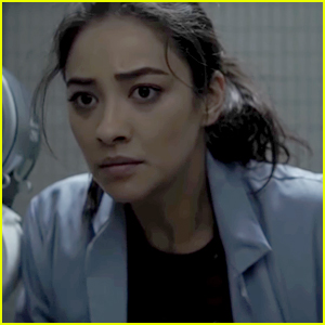 Shay Mitchell's New Movie 'Possession of Hannah Grace' Looks Terrifying - Watch the Trailer