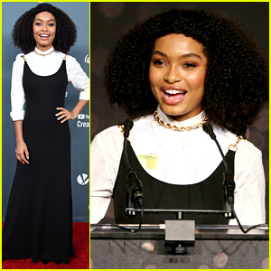 Yara Shahidi Gives Another Powerful Speech, This Time at the GLSEN Awards!