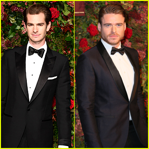 Andrew Garfield & Richard Madden Are Dapper Dudes at Evening Standard Theatre Awards 2018!