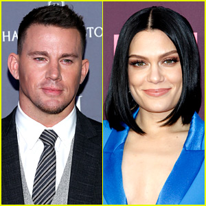 Channing Tatum Gushes About Girlfriend Jessie J on Twitter!