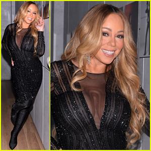 Mariah Carey Opens the Mariah Carey Experience in New York!