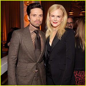 Nicole Kidman & Sebastian Stan Attend 'Destroyer' Dinner During AFI Fest