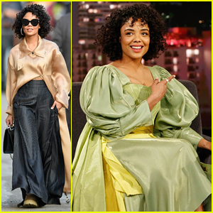 Tessa Thompson Was Casted in 'Creed' By Sylvester Stallone Himself!
