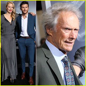 Clint, Scott, & Alison Eastwood Have Family Night at 'The Mule' Premiere!