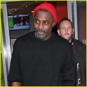 Idris Elba Says Filming Hit Show 'Luther' is 'Depressing'