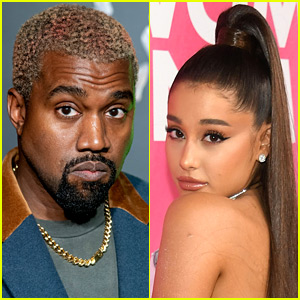 Kanye West Slams Ariana Grande for Her Tweet, She Responds