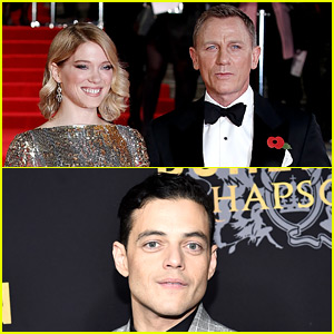 Lea Seydoux Returning for 'Bond 25,' Rami Malek Eyed for Villain Role