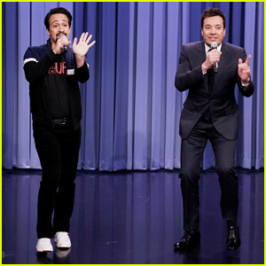 Lin-Manuel Miranda & Jimmy Fallon Perform Holiday Mashup of 2018's Biggest Hits - Watch Here!