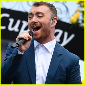 Sam Smith: 'Fire On Fire' Stream, Lyrics, & Download - Listen Now!