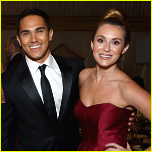 Carlos & Alexa PenaVega Announce They're Expecting Their Second Baby