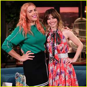 Busy Philipps Has a 'Freaks & Geeks' Reunion with Linda Cardellini!