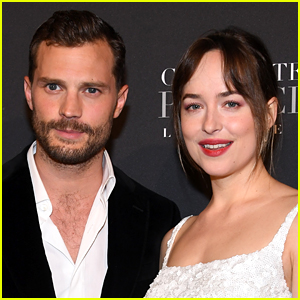 'Fifty Shades' Stars & the 10 Year Challenge - See Dakota Johnson, Jamie Dornan & More