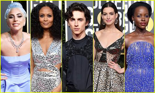 Golden Globes Best Dressed 2019 - Favorite Red Carpet Looks!