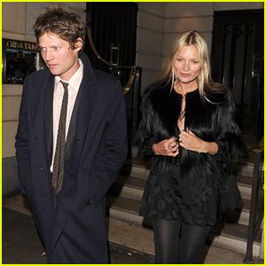 Kate Moss Celebrates Her 45th Birthday with Partner Nikolai von Bismarck!