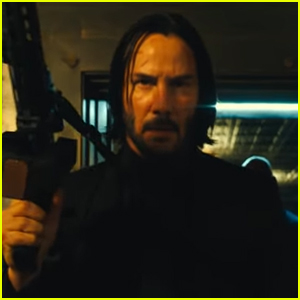 Keanu Reeves Stars in First 'John Wick 3' Teaser - Watch Here!