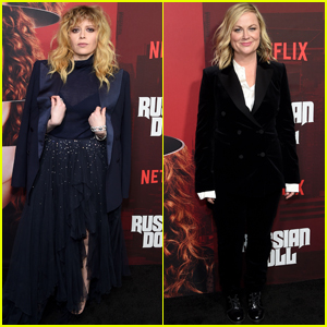 Natasha Lyonne & Amy Poehler Hit the Red Carpet at 'Russian Doll' Premiere!