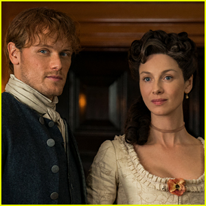 'Outlander' Stars & the 10 Year Challenge - See Sam Heughan, Caitriona Balfe & More