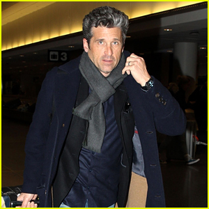 Patrick Dempsey Latest Photos Page 1 Just Jared