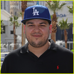 Find Out How Rob Kardashian Caught a Huge Break