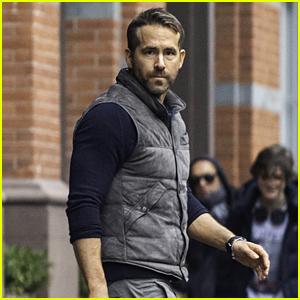Ryan Reynolds Cancels Arm
