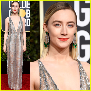Saoirse ronan is pretty in pink at mary queen of scots - Sofia gucci diva ...