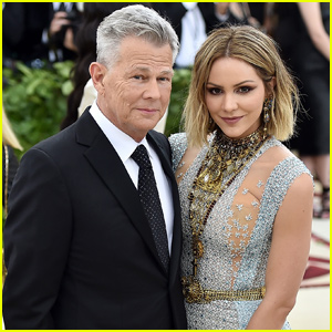 David Foster Gushes Over