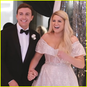 Meghan Trainor's 'Marry Me' Video Features Footage From Wedding to Husband Daryl Sabara - Watch!