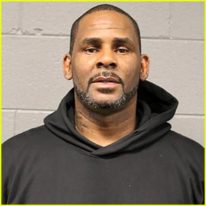 R. Kelly's Mug Shot Revealed, Still In Police Custody