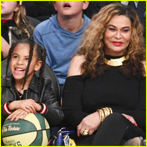 Blue Ivy Carter Shares a Joke with Grandma Tina Lawson In New Instagram Post - Watch!