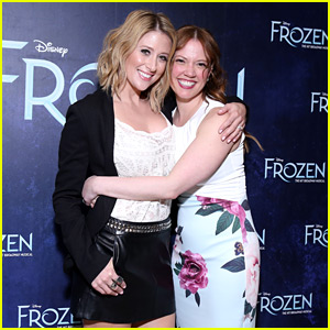 Broadway's 'Frozen' Stars Celebrate One-Year Anniversary!