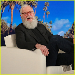 David Letterman Was Convinced He Was Going to Prison - Watch!