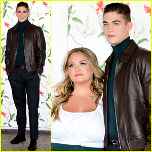 Hero Fiennes Tiffin Looks So Dapper at 'After' Photo Call in Rome