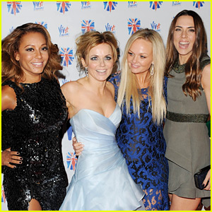 Mel B Reveals She Had Sex with One of These Spice Girls!