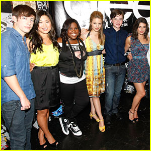 'Glee' Cast Celebrate Show's 10 Year Anniversary
