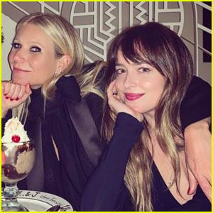 Gwyneth Paltrow Is Working to Integrate Dakota Johnson Into Her Family