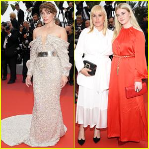 Milla Jovovich & Patricia Arquette Support 'Sibyl' Cast at Cannes Premiere!