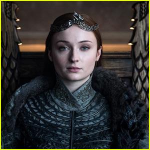 Sansa Stark's Hair in 'GOT' Finale Has a Hidden Meaning!