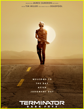 'Terminator: Dark Fate' - New Poster Revealed!