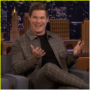 Adam Devine's Parents Have an Interesting Way of Heckling Him